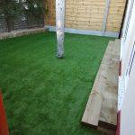 artificial grass, installation